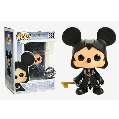 Figurine Disney Kingdom Hearts Funko POP! Mickey Organization 13 Exclu 9cm