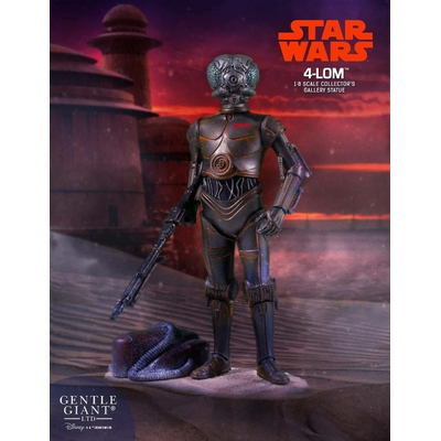Statuette Star Wars Collectors Gallery 4-LOM 23cm