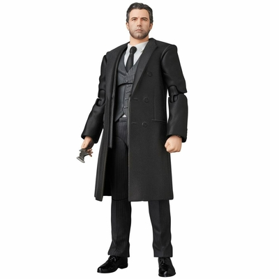 Figurine Justice League Movie MAF EX Bruce Wayne 16cm