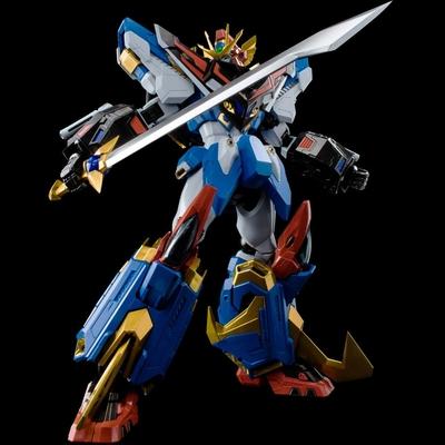 Figurine Gravion Metamor-Force Super Heavy God Gravion 23cm