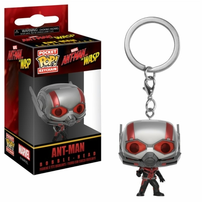 Porte-clés Ant-Man and the Wasp Pocket POP! Ant-Man 4cm