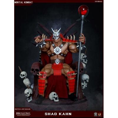 Statue Mortal Kombat Shao Kahn 89cm