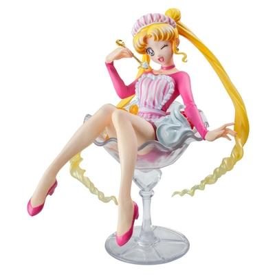 Statuette Sailor Moon Sweeties Usagi Tsukino Sailor Moon Fruit Shop Ver. 16cm
