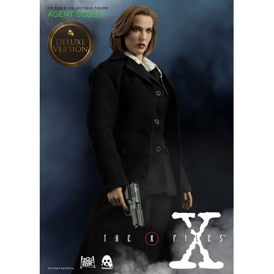 Figurine X-Files Agent Scully Deluxe Version 28cm