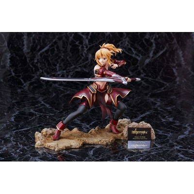 Statuette Fate/Apocrypha Saber of RED The Great Holy Grail War 20cm