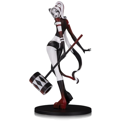Statuette DC Artists Alley Harley Quinn by Sho Murase 17cm