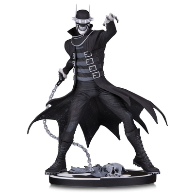Statuette Batman Black & White The Batman Who Laughs 18cm
