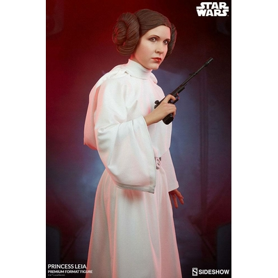Statuette Star Wars Episode IV Premium Format Princess Leia 46cm