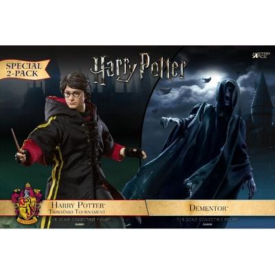 Pack Figurines Harry Potter Dementor & Harry Potter 16-23cm