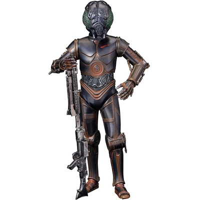 Statuette Star Wars ARTFX+ Bounty Hunter 4-LOM 17cm