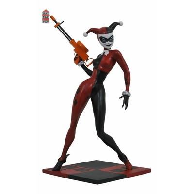 Statuette Batman The Animated Series Premier Collection Harley Quinn 30cm