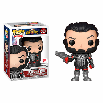Figurine Marvel Tournoi des champions Funko POP! Punisher 2099 9cm