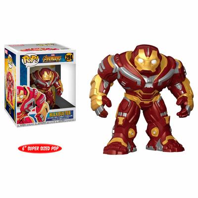 Figurine Avengers Infinity War Oversized Funko POP! Hulkbuster 15cm