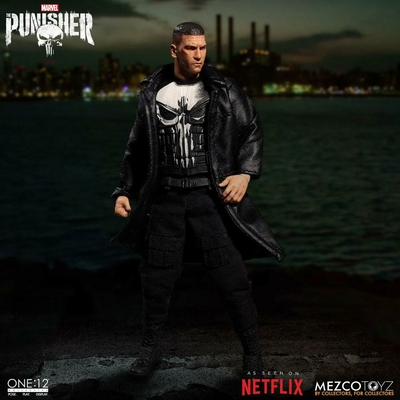 Figurine Marvel Universe Punisher TV Series 17cm