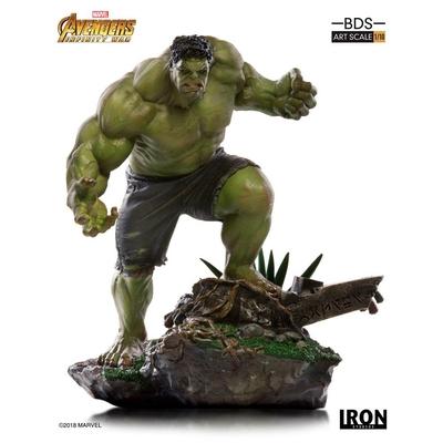 Statuette Avengers Infinity War Art Scale Hulk 25cm