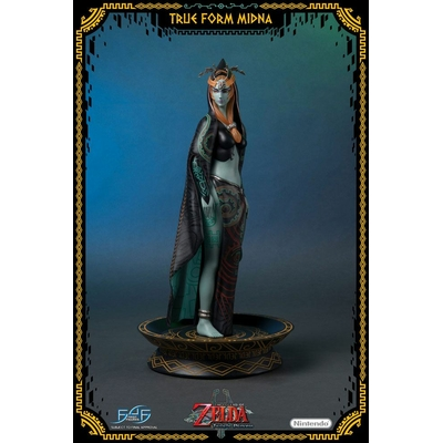 Statue The Legend of Zelda Twilight Princess True Form Midna 43cm