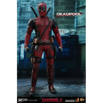 Figurine Deadpool 2 Movie Masterpiece Deadpool 31cm