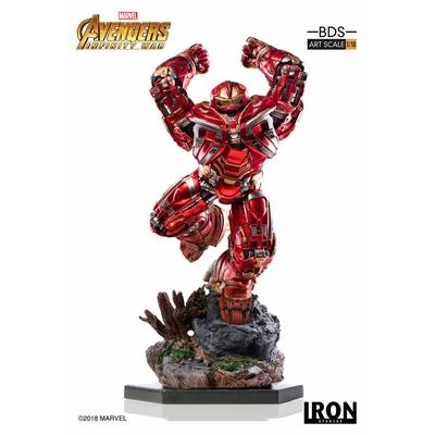 Statuette Avengers Infinity War Art Scale Hulkbuster 51cm