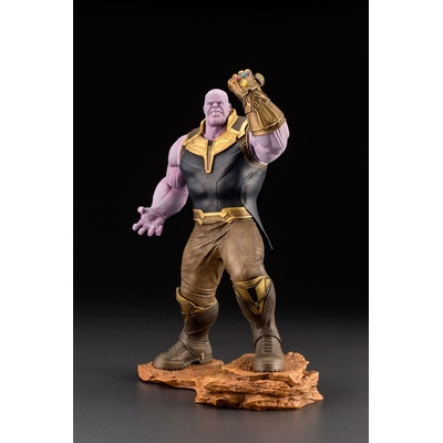 Statuette Avengers Infinity War ARTFX+ Thanos 28cm