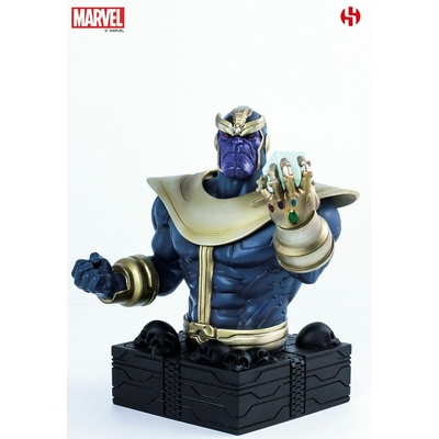 Buste Marvel Thanos The Mad Titan 16cm