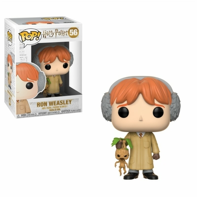 Figurine Harry Potter Funko POP! Ron Weasley Herbology 9cm
