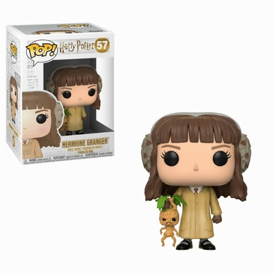 Figurine Harry Potter Funko POP! Hermione Granger Herbology 9cm