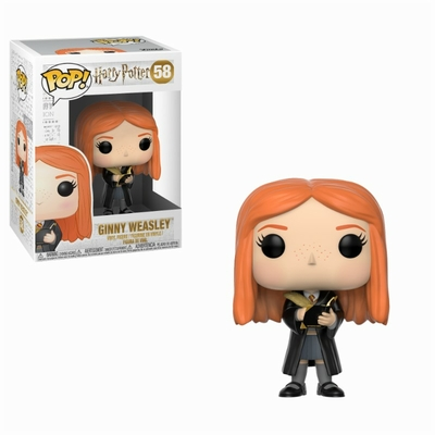 Figurine Harry Potter Funko POP! Ginny Weasley Diary 9cm