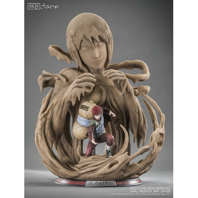 "Statue Naruto Shippuden Gaara ""A father's hope, a mother's love"" HQS by TSUME"