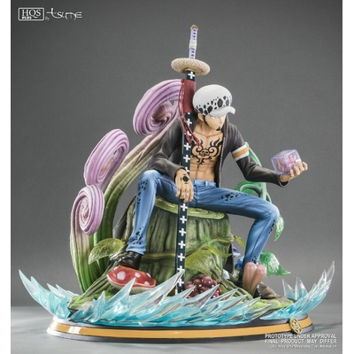 Statue One Piece Trafalgar D. Water Law HQS+ by TSUME