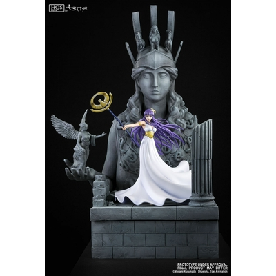Statue Saint Seiya Athena HQS+ by TSUME