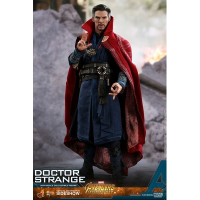 Figurine Avengers Infinity War Movie Masterpiece Doctor Strange 31cm