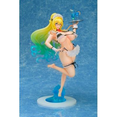Statuette Original Character Beach Girl Selfie Shirakizaki Kyouko 30cm