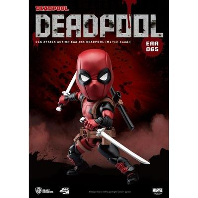 Figurine Marvel Comics Egg Attack Deadpool 17cm
