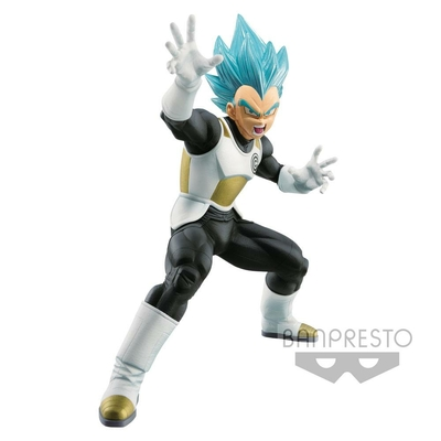 Figurine Super Dragon Ball Heroes Transcendence Art Vegeta 16cm