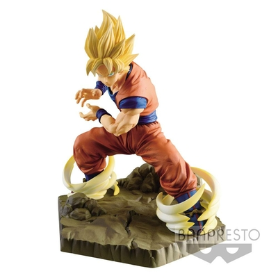 Figurine Dragon Ball Z Absolute Perfection Son Goku 15cm