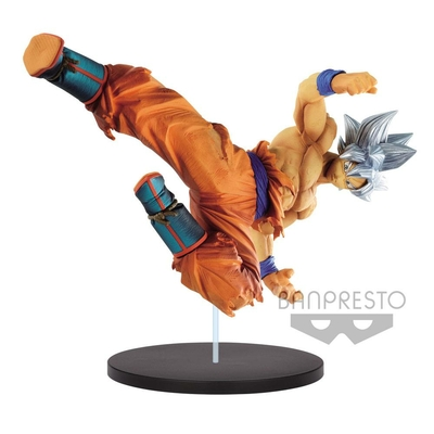 Figurine Dragon Ball Super Son Goku Fes Son Goku Ultra Instinct 20cm