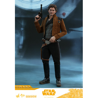 Figurine Star Wars Solo Movie Masterpiece Han Solo 31cm