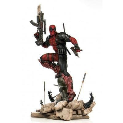 Statuette Marvel Comics PrototypeZ Deadpool by Erick Sosa 46cm