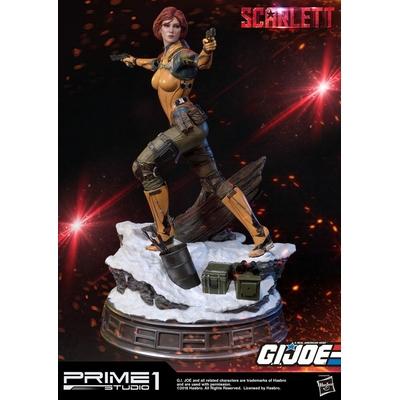 Statue G.I. Joe Scarlett 57cm