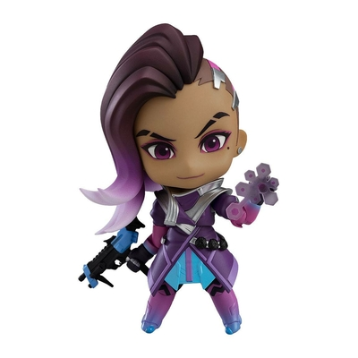 Figurine Nendoroid Overwatch Sombra Classic Skin Edition 10cm