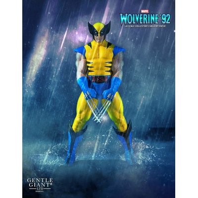 Statuette Marvel Collectors Gallery Wolverine 92 - 23cm