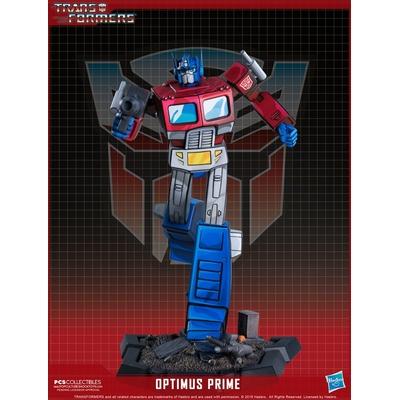 Statuette Transformers Classic Scale Optimus Prime 27cm