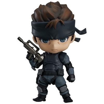 Figurine Nendoroid Metal Gear Solid Solid Snake 10cm