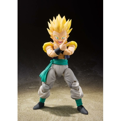 Figurine Dragon Ball Z S.H. Figuarts Super Saiyan Gotenks 13cm
