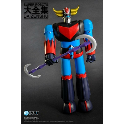 Figurine UFO Robot Grendizer Super Robots UFO Robot Grendizer Daizenshu Retro 50cm