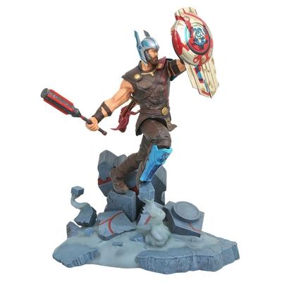Statuette Thor Ragnarok Marvel Movie Milestones Gladiator Thor 43cm