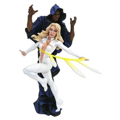 Statuette Marvel Comic Gallery Cloak & Dagger 23cm