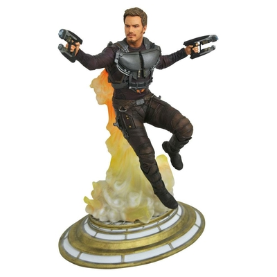 Statuette Guardians of the Galaxy Vol. 2 Marvel Movie Gallery Maskless Star-Lord 28cm