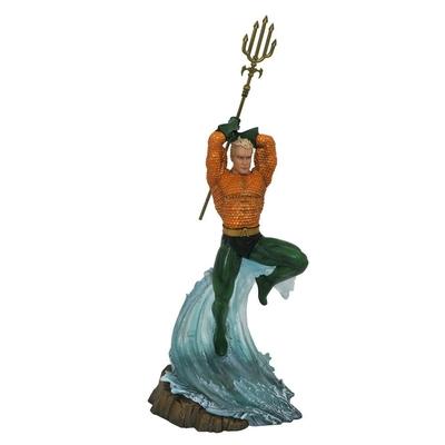 Statuette DC Gallery Aquaman 30cm