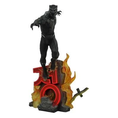 Statuette Black Panther Marvel Movie Premier Collection Black Panther 40cm
